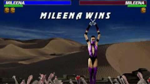 Mortal Kombat Trilogy - Brutality - Mileena