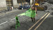 Mortal Kombat vs DC Universe Green Lantern Shang Tsung