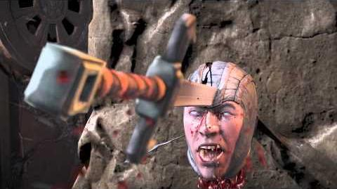 MKX Scorpion Whos Next Fatality