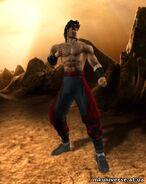Liu Kang alive in Armageddon