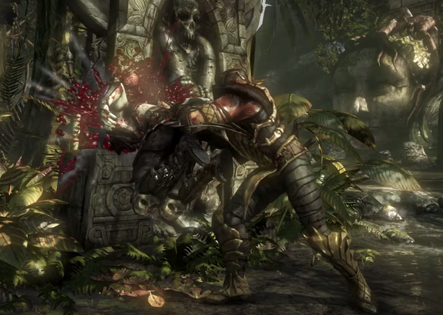 File:MKX Scorpion Bashing Skull Stage Brutality.png