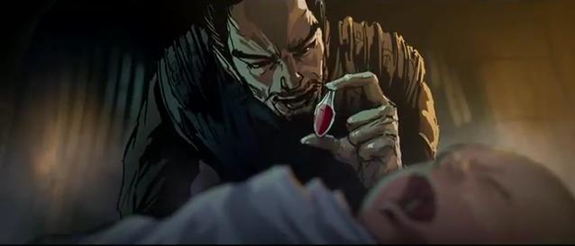 File:Shang Tsung alongside Kitana.PNG