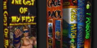 Johnny Cage Video Collection