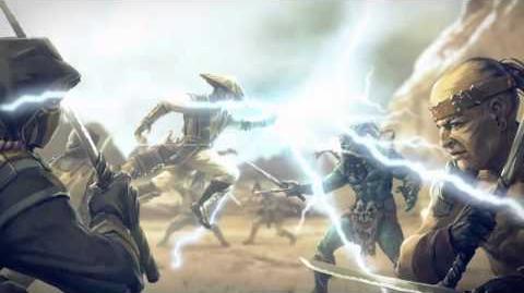 Raiden Ending - Mortal Kombat X