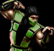 Reptile UMK3 Versus Alternate