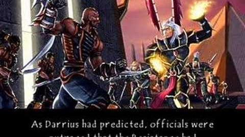 Mortal Kombat- Deception - Darrius' Ending