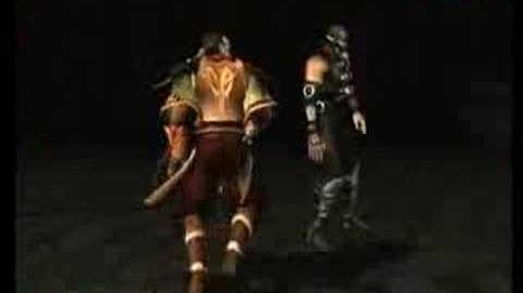 Mortal Kombat Armageddon Dairou's Kombat Card