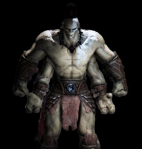 File:Mortal kombat x pc goro render by wyruzzah-d8qysv9-1-.png