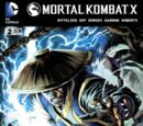 Mortal Kombat X Issue 2