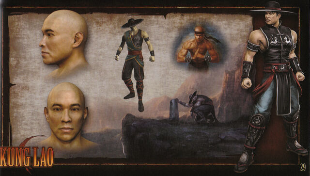 File:MK9 Artbook - Kung Lao.JPG