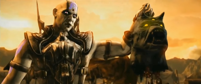 File:MKX Quan Chi Intro Moloch Head.png
