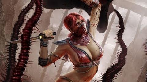Skarlet Vignette - Mortal Kombat
