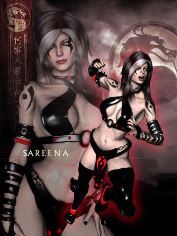 File:Sareena Mortal Kombat pin up by Garlador.jpg