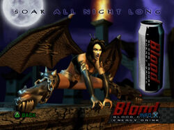 Nitara's Blood Energy Drink