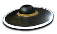 Kung Lao's Razor-Rimmed Hat