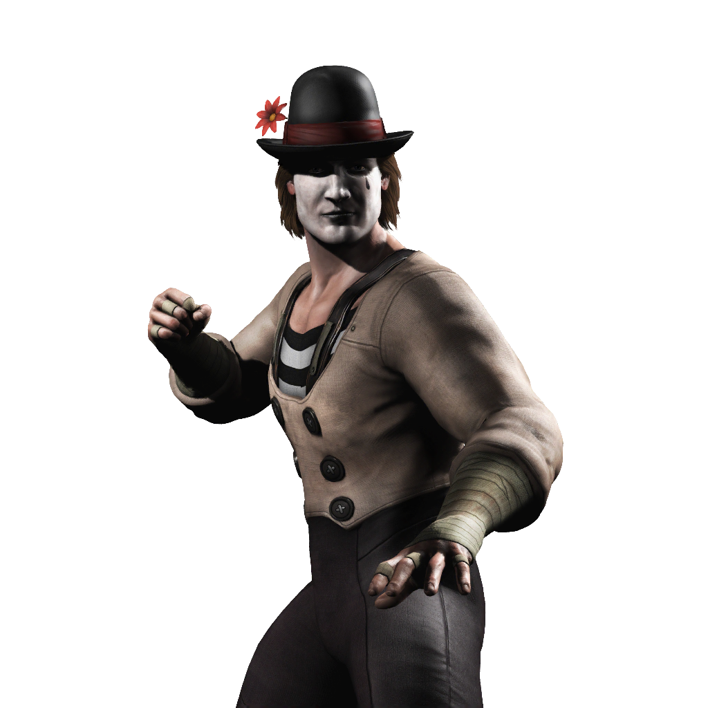 Mortal Kombat X Ios Johnny Cage Render 4 By