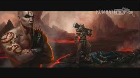 MK9 Ending- QUAN CHI