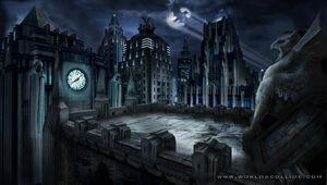 Cotham City (MK vs. DC Universe)