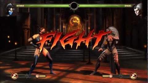 Mortal Kombat (2011) The Komplete Kompilation (Xbox 360)