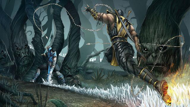 File:Mortal kombat tribute by xavor85-d3elojf.jpg