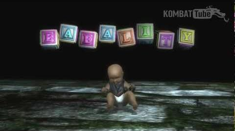 MK9 Kung Lao Babality