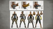 MKX Jacqui Briggs Concept Art 3