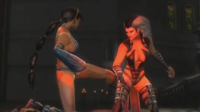 File:Kitana and Sindel fighting.jpg