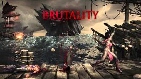 Mileena Brutality 4 - Fun Ride