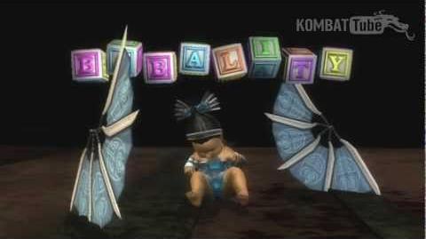 MK9 Kitana Babality