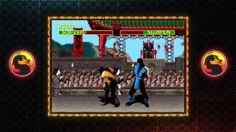 Mortal Kombat X Mobile Trailer