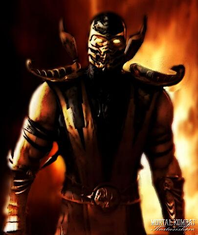 File:Scorpion mortal kombat 9 by kostasishere-d3btwyg.jpg