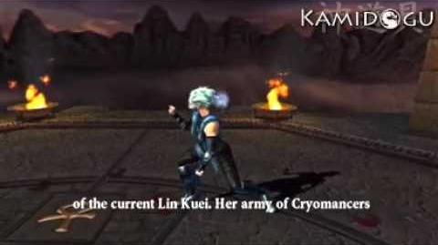 Mortal Kombat Armageddon Frost's Ending