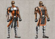 Mortal Kombat Deception Darrius Concepts