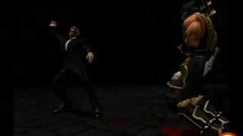 Mortal Kombat Deadly Alliance Johnny Cage's Fatality