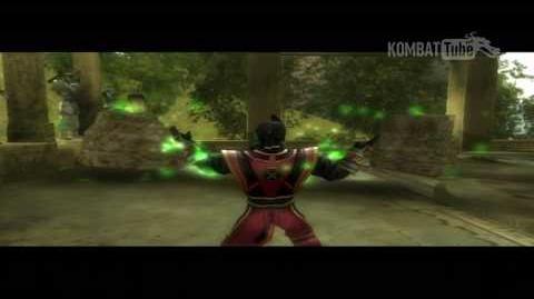 MK SM Boss Fatality Ermac