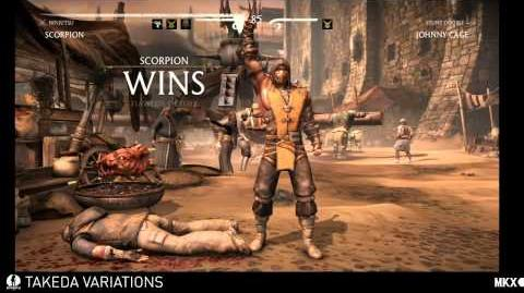 MKX Kombat Kast Episode 6 - Whips, Sais And A Little Surprise