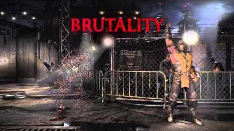 Scorpion Brutality 5 - Little Devil