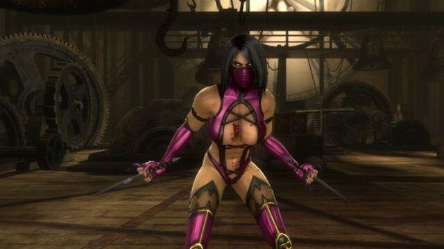 File:Mortal Kombat - Mileena Vicotry.jpg