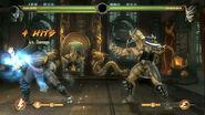 Shao khan mk9 gameplay