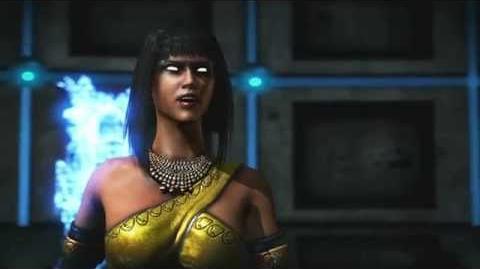 Mortal Kombat X Tanya Official Trailer