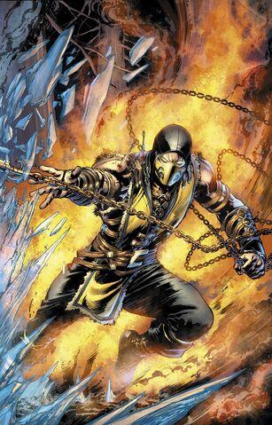 File:Scorpion mortal kombat x comic.jpeg
