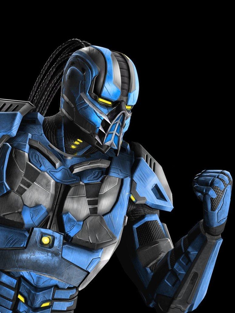 Image - Cyber hydro.jpg | Mortal Kombat Wiki | FANDOM ...