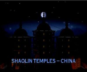 Shaolin Temples