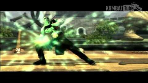 BioKard- Shang Tsung