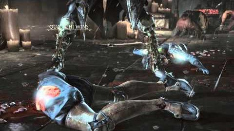 MKX Quan Chi Both End Fatality