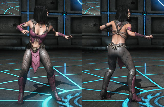 File:MKX Variation Preview - Ravenous Mileena.jpg