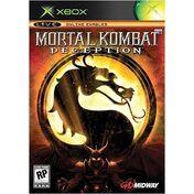 Xbox - MK Deception