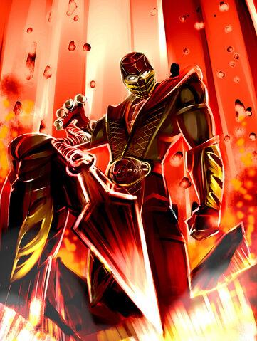 File:Scorpion Mortal Kombat by masquevale-1-.jpg