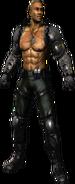 Major Jax Briggs