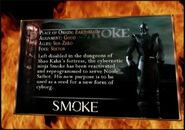 Smokekard